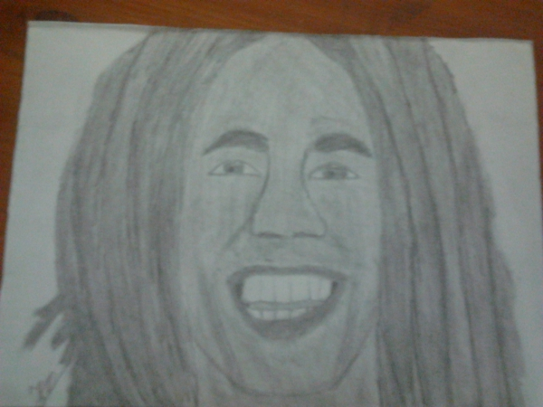 Bob Marley por dzima24